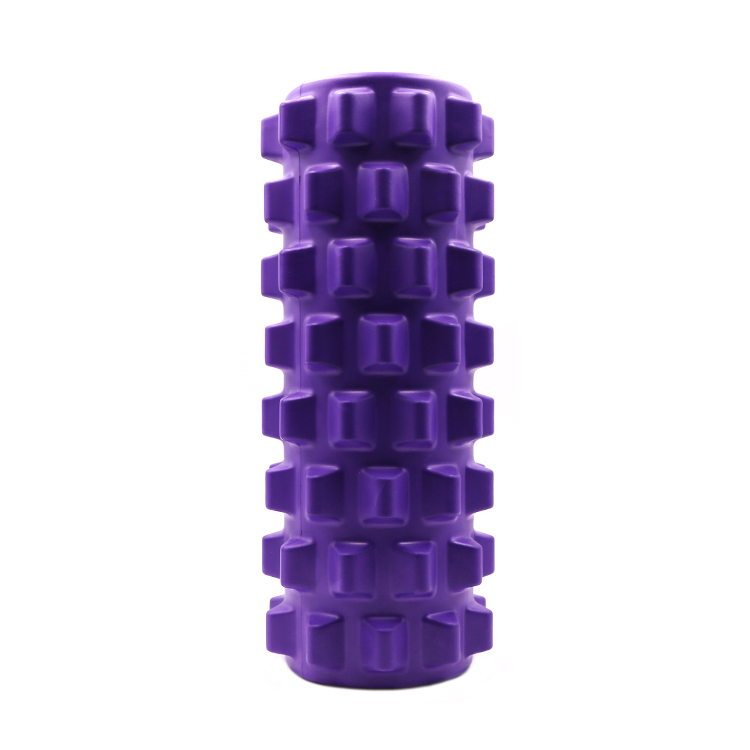 China Supplier Wholesale Customized Logo EVA Massage Foam Roller
